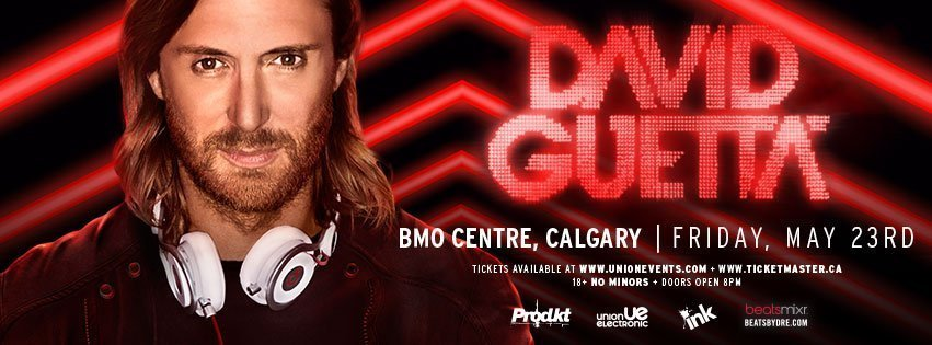 David Guetta Event